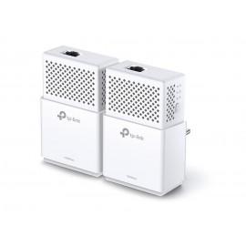 TP-LINK AV1000 1000Mbit/s Ethernet Color blanco 2pieza TL-PA7010 KIT