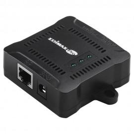 Edimax GP-101ST Energía sobre Ethernet (PoE) Negro