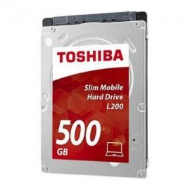 Toshiba L200 500GB 500GB Serial ATA III HDWK105UZSVA