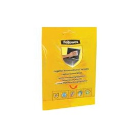 Fellowes 25 Laptop Screen Cleaning Wipes 9967404