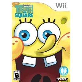 THQ SpongeBob: Truth or Square 39069