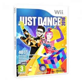 Ubisoft Just Dance 2016, Wii 300077259