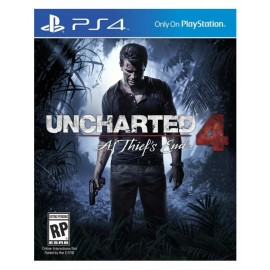 Sony Uncharted4: A Thief's End 9454410