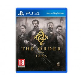 Sony The Order: 1886, PS4 9284697