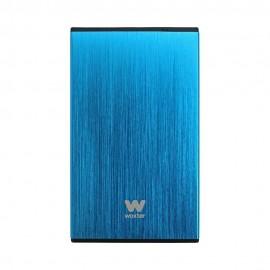 Woxter i-case 230 Protectora Aluminio Azul CA26-032