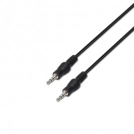 Nanocable 10.24.0105 5m 3.5mm 3.5mm Negro