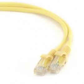 GEMBIRD Cable UTP moldeado 1m Amarillo PP12-1M/Y