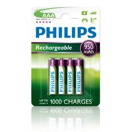 Philips Rechargeables Batería R03B4A95 R03B4A95/10