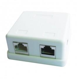 iggual IGG311349 RJ45 Marfil conector