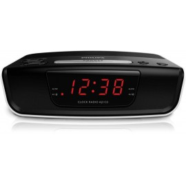 Philips Radio reloj con sintonización digital radio AJ3123/12