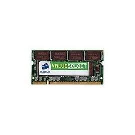 Corsair 512MB DDR SDRAM SO-DIMMs 0.5GB DDR 333MHz VS512SDS400