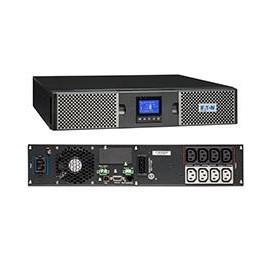 Eaton 9PX 1kVA Double-conversion (Online) 1000VA 8AC outlet(s) Rackmount Tower Negro