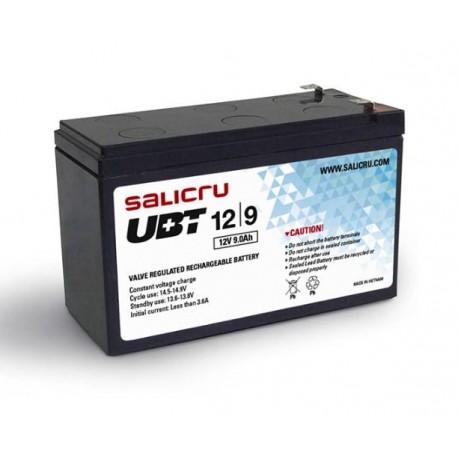 SALICRU UBT 12 9 Sealed Lead Acid (VRLA) 9Ah 12V