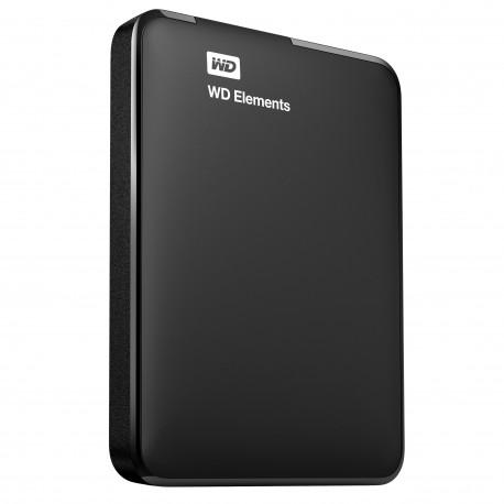 WESTERN DIGITAL HD WD EXT ELEMENT SE 3.0 1TB  2.5 NEGRO WDBUZG0010BBK-WESN