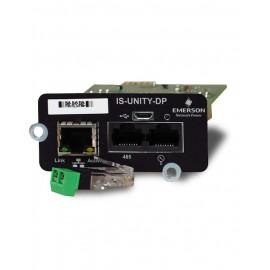 Vertiv APS INTELLISLOT COMM KARTE ACCS SNMP WEB CARD RJ45 IS-UNITY-DP