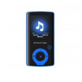 Brigmton MP4 BPA-81 8GB Azul