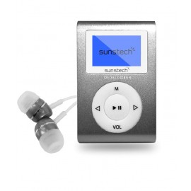 SUNSTECH MP3 Dedalo II 8Gb micro USB DEDALOIII8GBGY