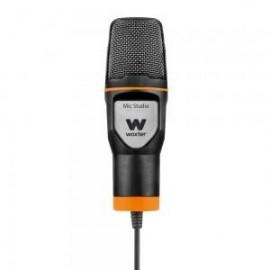 WOXTER MIC STUDIO BLACK WE26-019