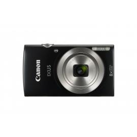 Canon Digital IXUS 185 20MP 1 2.3 CCD 5152 x 3864Pixeles Negro 1803C010