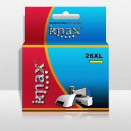 IMAX EPSON T2634 XL AMARILLO XP600 605 700 800 (14.6ML) 022634