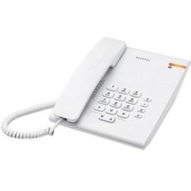 ALCATEL Temporis 180 DECT Identificador de llamadas blanco ATL1407747