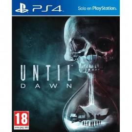 Sony PS4 UNTIL DAWN 9816539