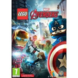 Warner Bros Act Key LEGO Marvel''s Avengers 805359