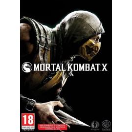 Warner Bros Act Key Mortal Kombat X 791081