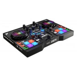 HERCULES CONSOLA DJ  INSTINCT P8 PARTY PACK 4780870
