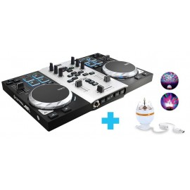 HERCULES CONSOLA DJ CONTROL AIR PARTY PACK 4780871