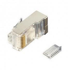 NANOCABLE CONECTOR RJ45 8 HILOS FTP CAT.6 10.21.0203