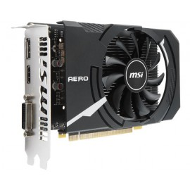 MSI GEFORCE GTX 1050 TI AERO ITX 4G OCV1 GeForce GTX 1050 Ti 4GB GDDR5 912-V809-2608