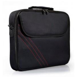 Port Designs S15 15.6'' Maletín Negro, Rojo 150038