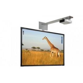 Promethean ActivBoard Touch 78 32767 x 32767Pixeles Pantalla t?ctil USB Negro,  blanco AB10T78D