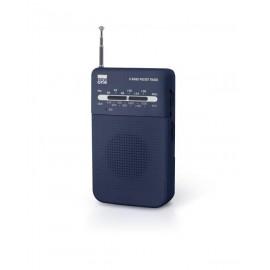 MUSE NEW ONE MINI RADIO PORTATIL NEGRA R 206 W