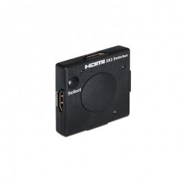 NANOCABLE MINI HDMI SWITCH V1.3 3X1 (10.25.2203) 10.25.2203
