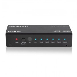 EWENT AB7817 5 x 1 HDMI switch, 3D and 4K support