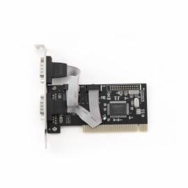 Gembird PCI a Serie 2 puertos