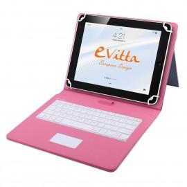 e-Vitta KEYTAB USB TOUCHPAD 10 1 PINK EVUN000705
