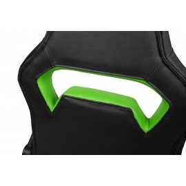 SILLA GAMING DRIFT DR75 BLACK GREEN