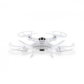 3GO DRON VALKYRIA 2 CAMARA 2MPX HD 38X38 CM BLANCO