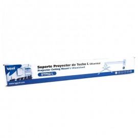 IGGUAL STP02-L Soporte proyector techo L Alum. IGG314593