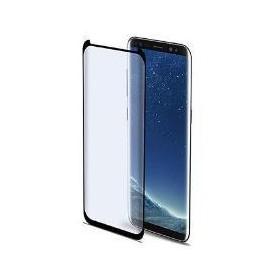 CELLY GLASS691F Clear screen protector Galaxy S8 Plus 1pieza(s) protector de pantalla