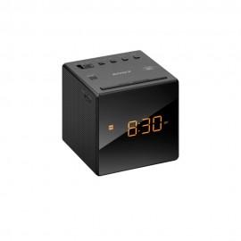 Sony Radiodespertador ICFC1B.CED - De Escritorio - 2 x Alarma - FM, AM