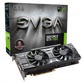 EVGA GeForce GTX 1060 GAMING ACX 3.0 GeForce GTX 1060 6GB GDDR5