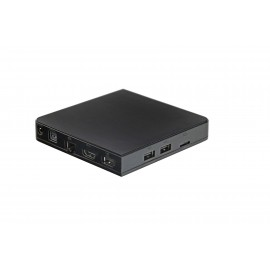 Hannspree Android Box 6.0 RK3368 Negro 80-AK000004G000