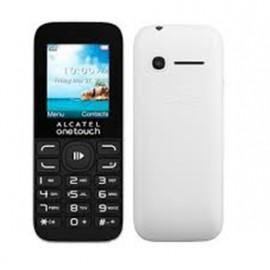 Alcatel 1050D 1.8'' 63g Negro, Blanco 1050D-3BALES1