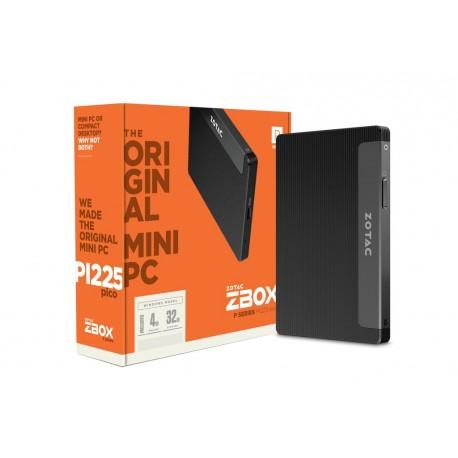 Zotac ZBOX PI225 1.1GHz N3350 ZBOX-PI225-W3B