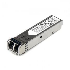 StarTech.com Módulo Transceptor SFP de Fibra LC Multimodo 1000Base-SX MSA de 1000Mbps DDM DOM - Hasta 550m SFP1000SXST