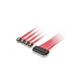 Equip SATA power supply cable 0.15M
